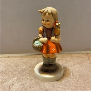 "Goebel Hummel ""School Girl"" Figurine"
